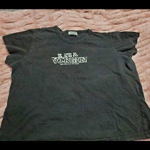 Sassy black T shirt